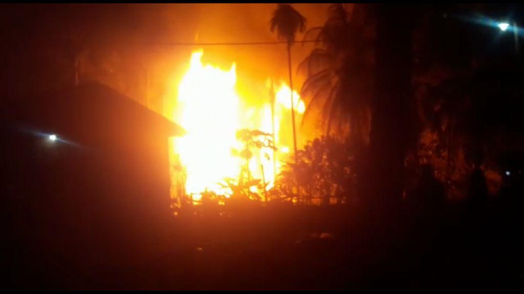 Kebakaran Sumur Minyak di Aceh Timur Disorot Dunia