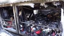 Bus Rombongan Warga Australia Terbakar di Turki