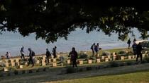 Momen Warga Australia Ziarah ke Turki di Hari Anzac