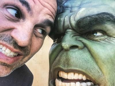 Saat Hulk Tidak Marah