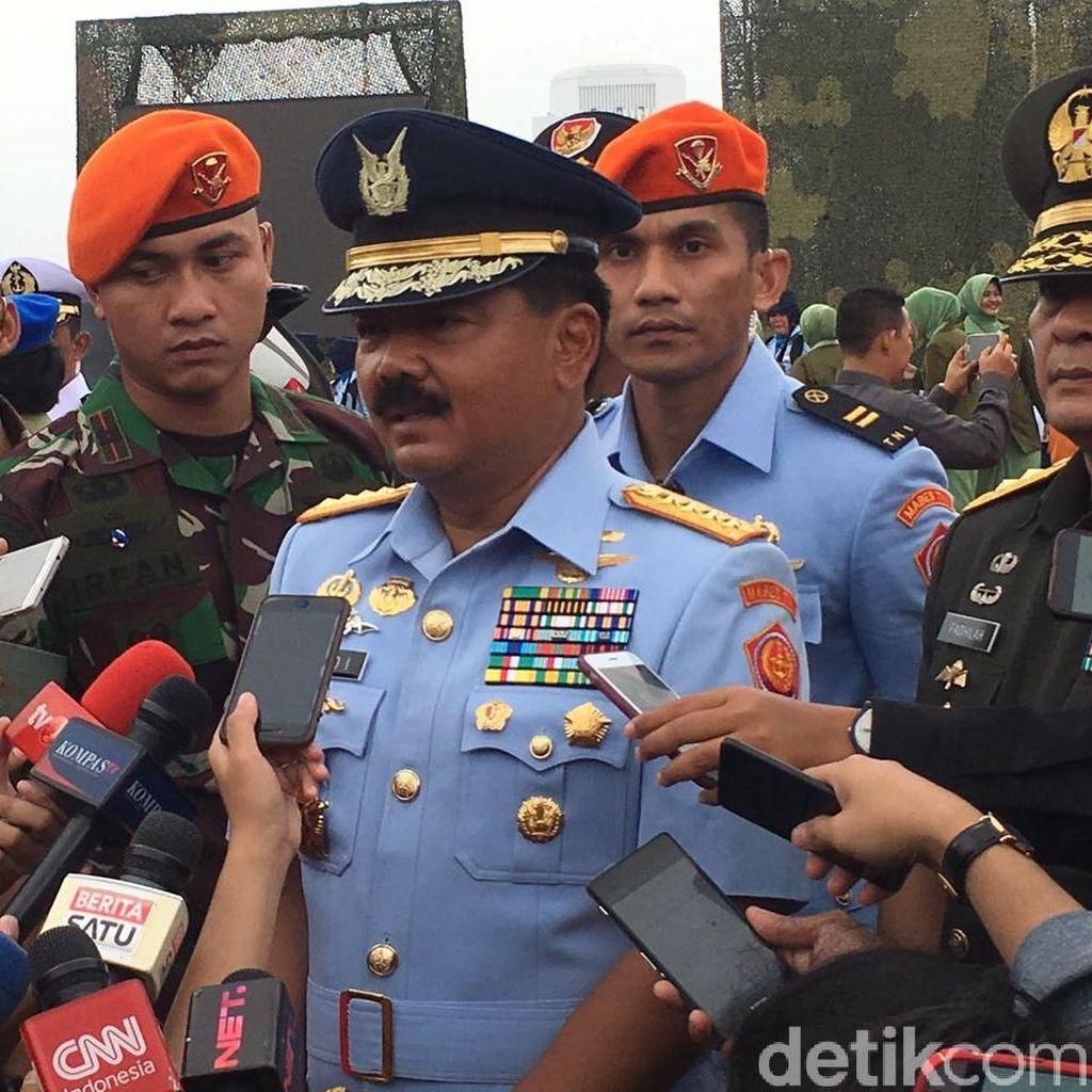 Panglima TNI: Ancaman Siber Muncul di Era Revolusi Industri 4.0