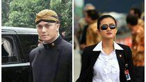 Foto: Paspampres Berbeskap hingga Jokowis Angels yang Curi Perhatian