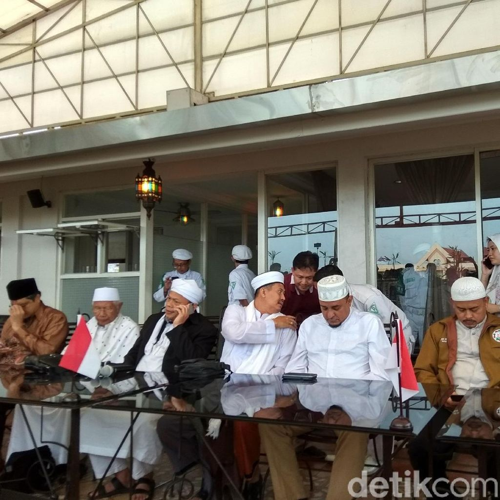 Ini Isi Pertemuan Jokowi dengan PA 212