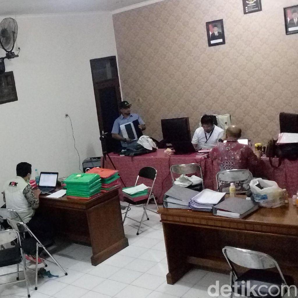 Empat Kantor Dinas di Mojokerto Digeledah KPK