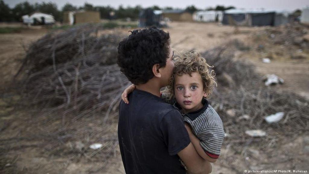 Jerman Beri Dana Bantuan Tambahan 1 Miliar Euro Untuk Suriah