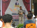 Nasir Djamil Deklarasi Relawan Anis Matta di Aceh