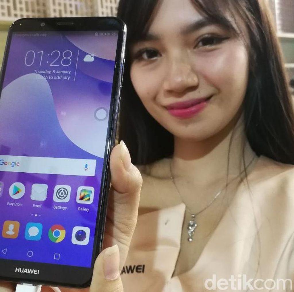 Huawei Pede Incar Tiga Besar di Indonesia