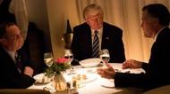 Ini Menu Jamuan Kenegaraan Pertama Presiden Donald Trump