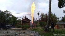 Bupati: Ledakan Sumur Minyak Ilegal Aceh Timur Sudah 4 Kali