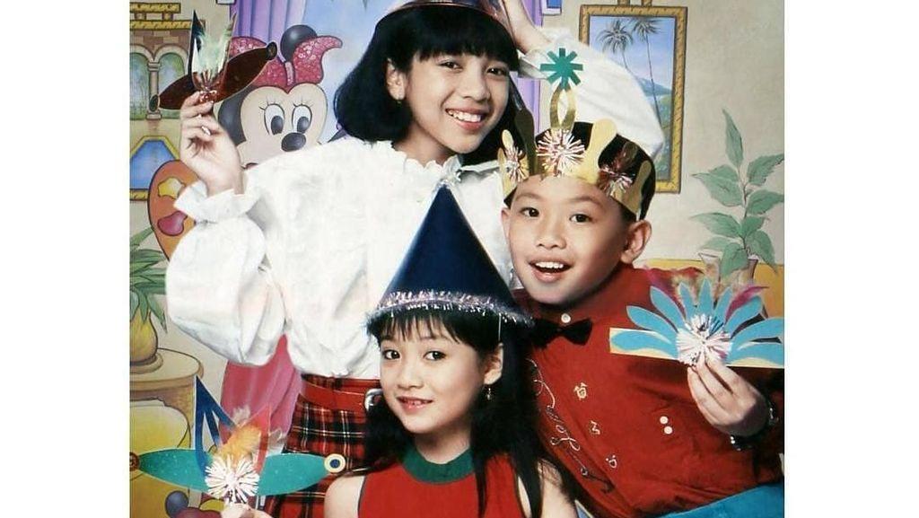 Ingat Alfandy Trio Kwek Kwek? Kini Jadi Spesialis Saraf di Amerika