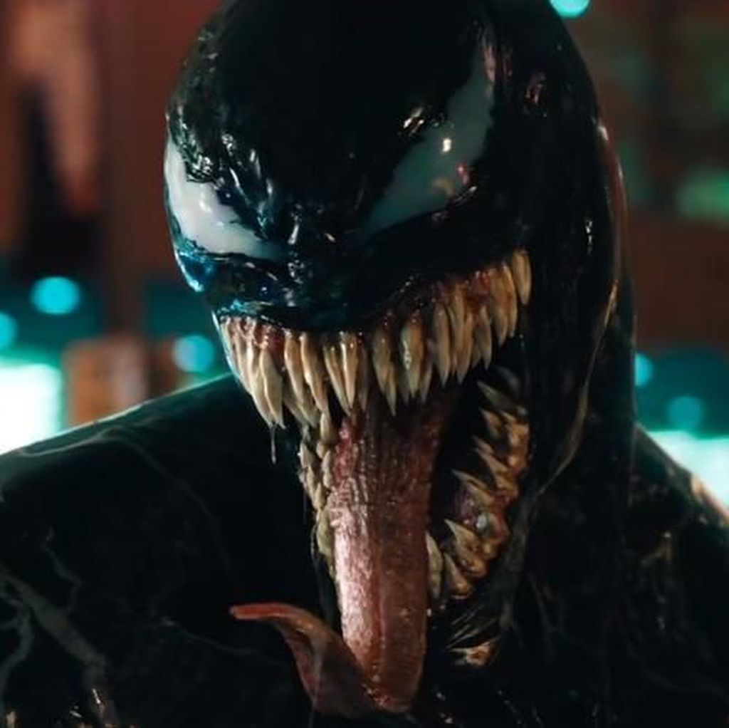 Hati-hati Venom Mulai Menggila