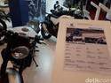 200 unit Cafe Racer asal Swedia Ini sedang Perjalanan Masuk Indonesia