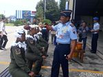Ceplok Telur, Ritual Wajib untuk Pilot Baru Lanud Iswahjudi