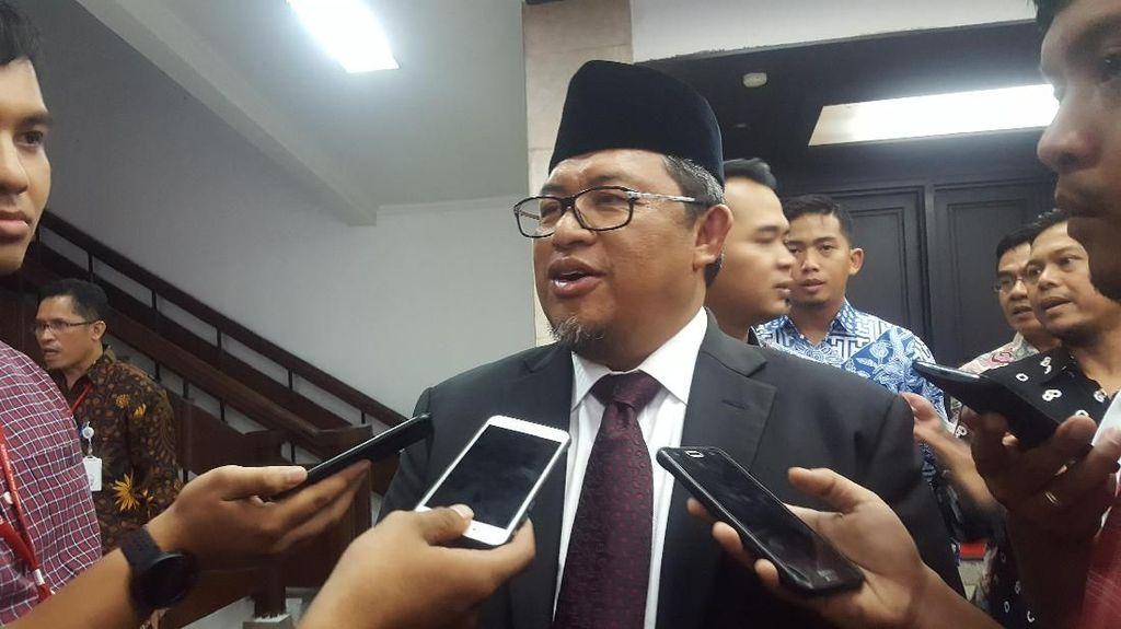 Didorong Jadi Cawapres Prabowo, Aher: Amin