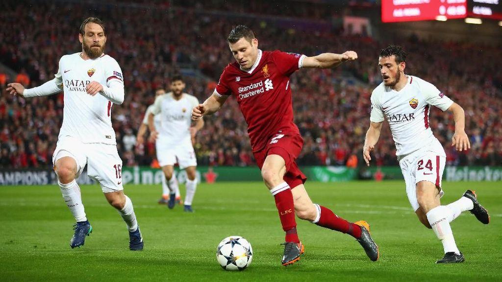Milner Patahkan Rekor Assist di Liga Champions