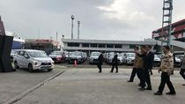 Jokowi Resmikan Ekspor Pertama Mitsubishi Xpander