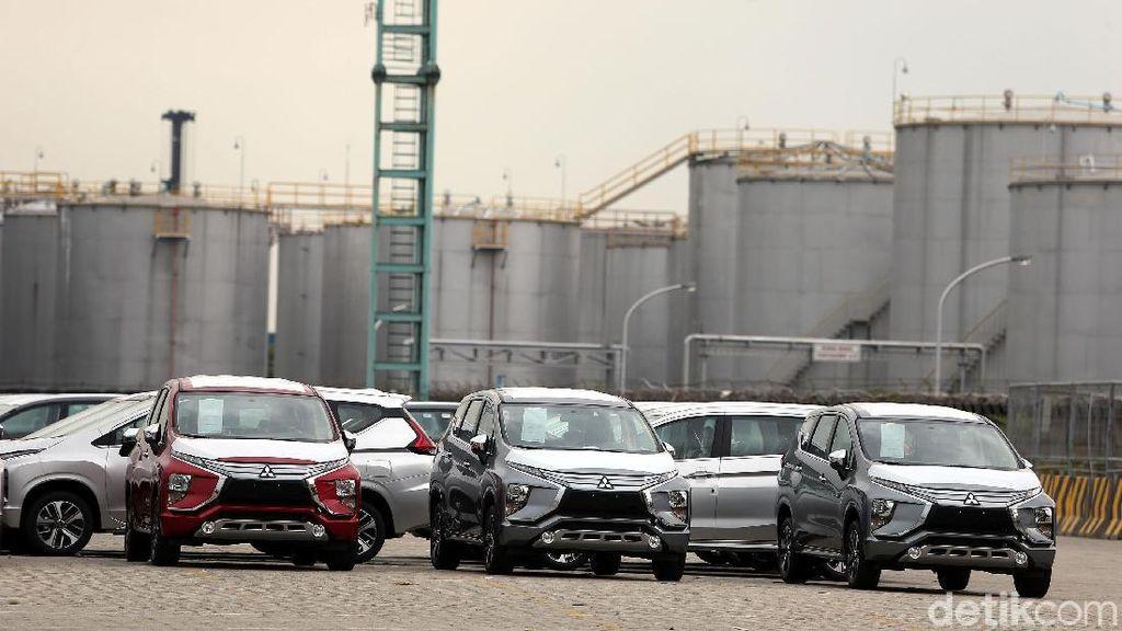 Ekspor Xpander Made In Indonesia Ditargetkan Capai 30.000 Unit
