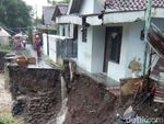 Banjir Bandang di Bumiayu Brebes Mulai Surut