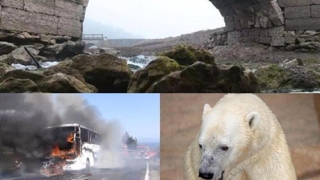 Riuh Dunia dalam Gambar: Desa Hilang China, Hari Anzac