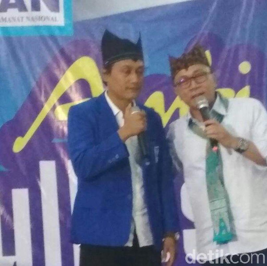 Terinspirasi Lagu Banyuwangi, Zulhas Minta Rakyat Indonesia Bersatu