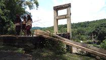 Saweran Jembatan Mangkrak Melebihi Target, DPRD: Terima Kasih!