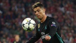 Rentetean Gol Ronaldo di Liga Champions Terhenti