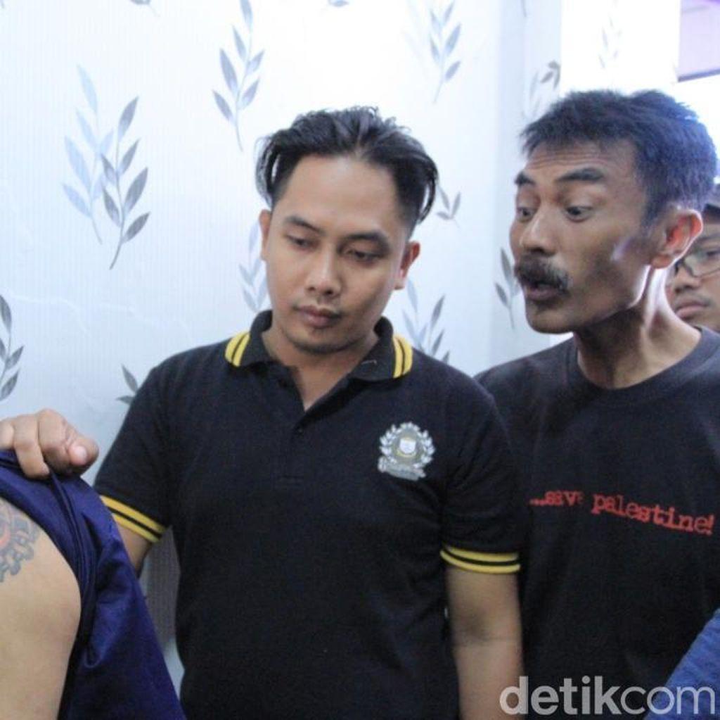 Dor! Polisi Tembak Pelaku Pembacokan Dua Bocah Baleedah