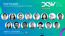 Data Science Weekend 2018: Melihat Masa Depan Industri Data