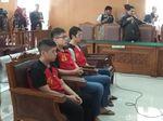 3 WN Taiwan Penyelundup 1 Ton Sabu Divonis Hukuman Mati