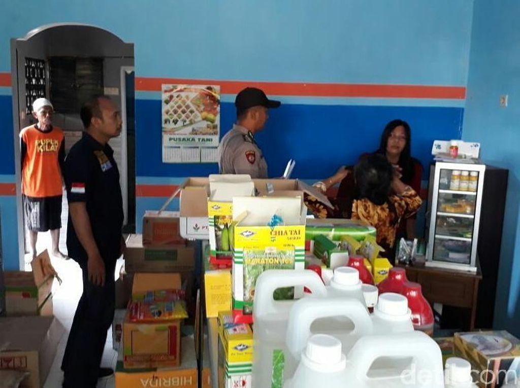Rampok Toko Pertanian di Siang Bolong, Uang Tunai Rp 18 Juta Digasak