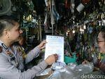 Darurat Miras Oplosan, Polisi Sidak Toko Bangunan dan Apotek