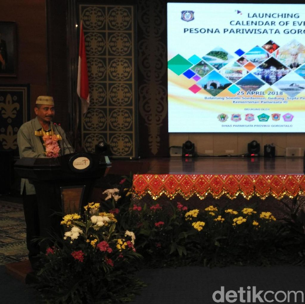 Strategi Menpar Arief Yahya untuk Menjual Gorontalo