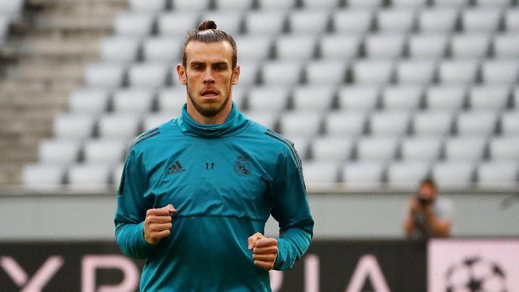 Bale Tak Jadi Starter Lagi di Liga Champions, Ada Apa?