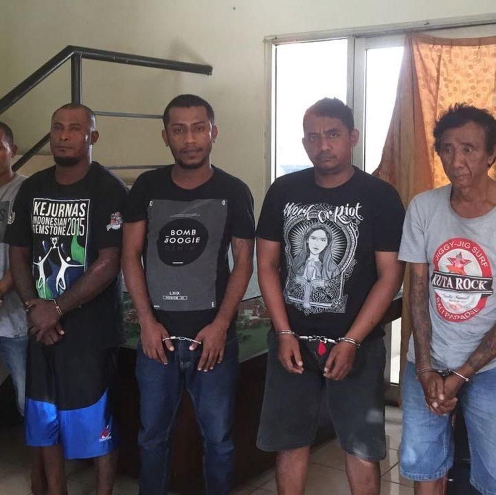 Jejak Kelam 6 Residivis di Kampung Ambon
