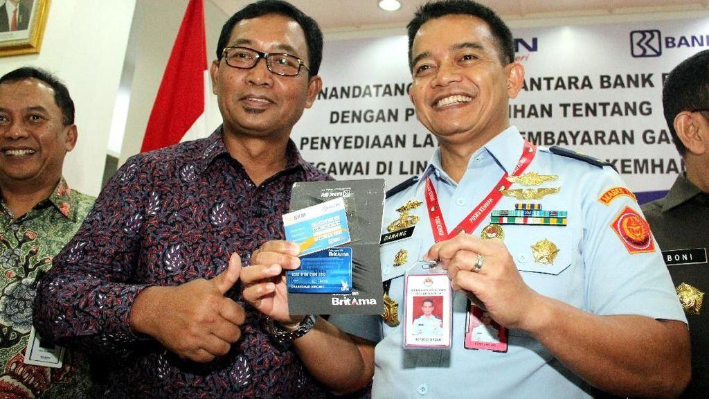 BRI Siapkan Layanan Perbankan di Kementerian Pertahanan