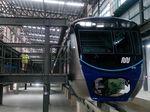 MRT Jakarta Siap Diuji Coba Juni 2018
