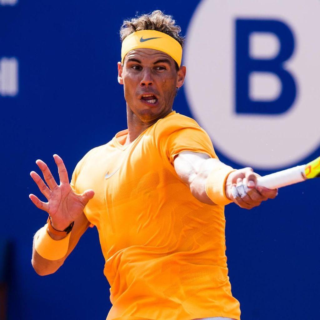 Nadal Lolos ke Babak Ketiga, Djokovic Langsung Out