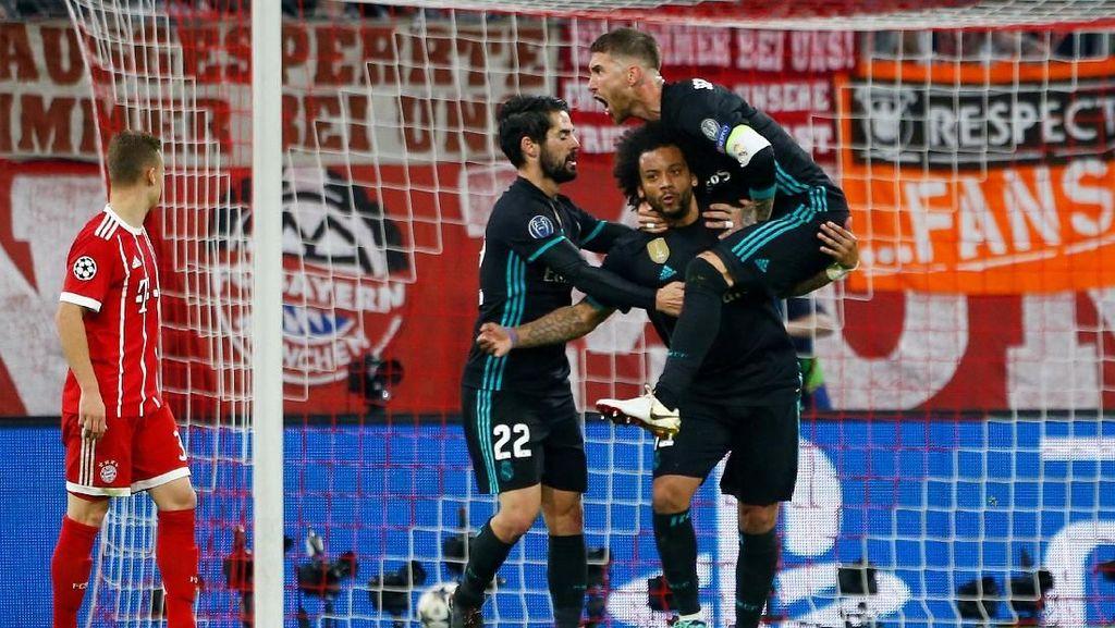 Madrid Masih Jadi Lawan Menakutkan untuk Bayern