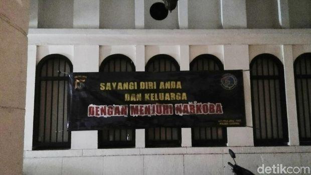 Penampakan Diskotek Old City yang 'Disegel' Police Line