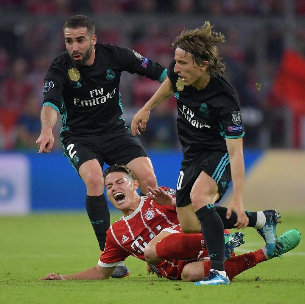 Bayern Kalah, James Marah