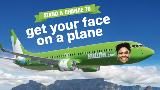 Walah, Maskapai Ini Akan Pasang Muka Penumpang di Badan Pesawat