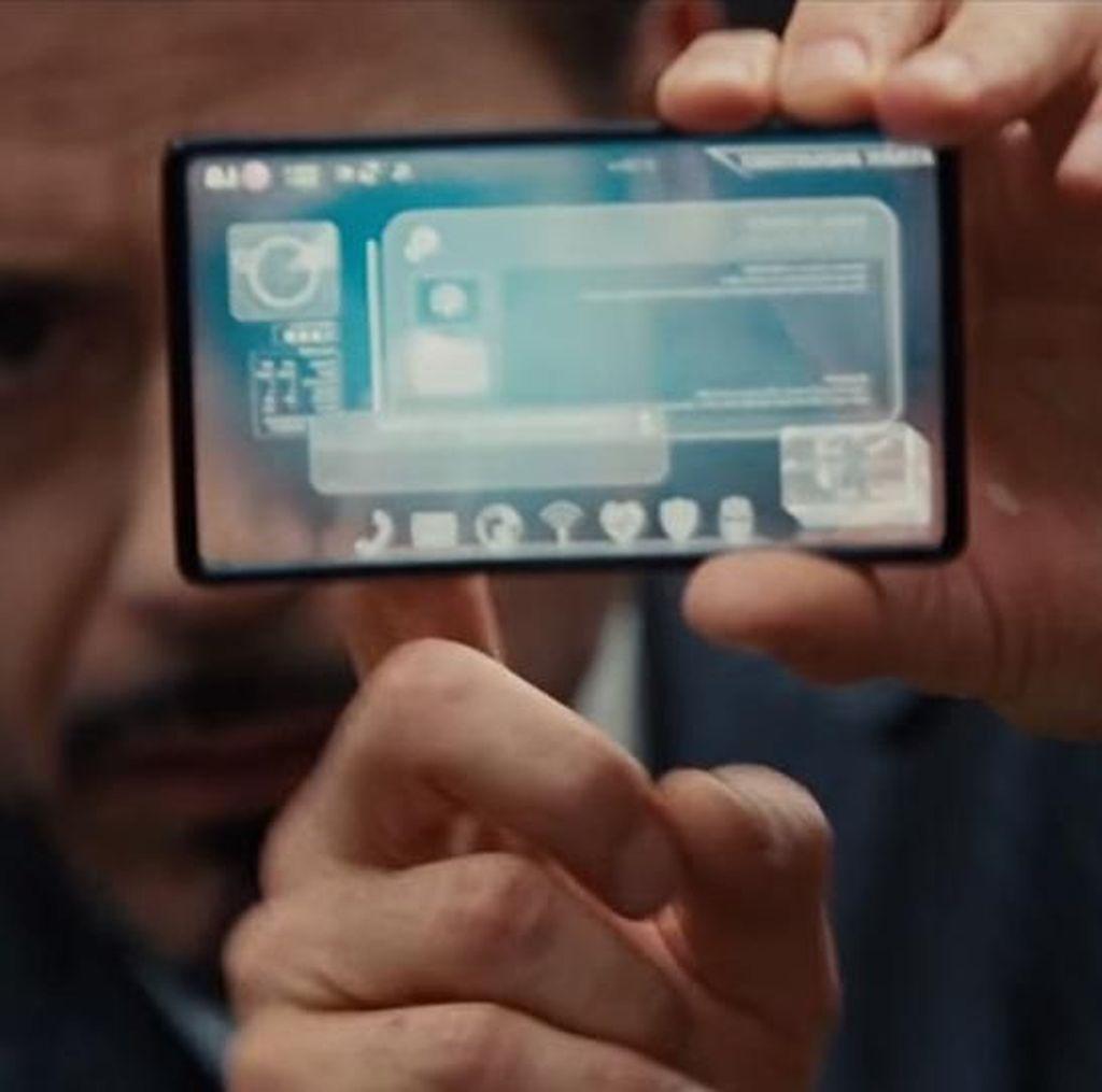 Deretan Ponsel Canggih yang Muncul di Film Avengers