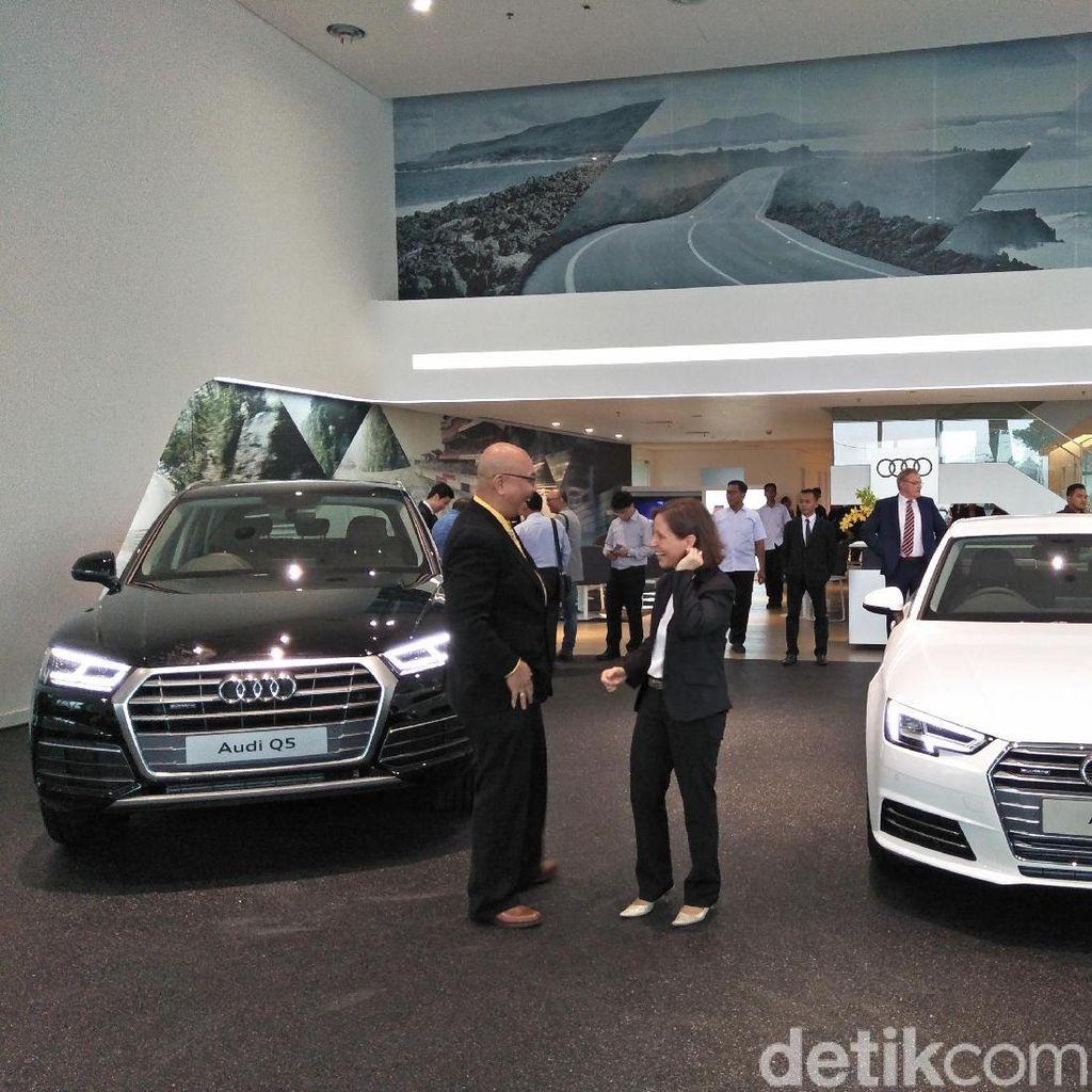 Mobil Audi Cuma Jadi Pajangan di Rumah Orang Kaya RI
