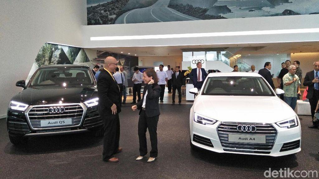 Harga Mobil Bekasnya Terjun Bebas, Ini Kata Audi