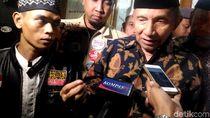 Temui PA 212, Amien Rais Bahas Pertemuan dengan Jokowi