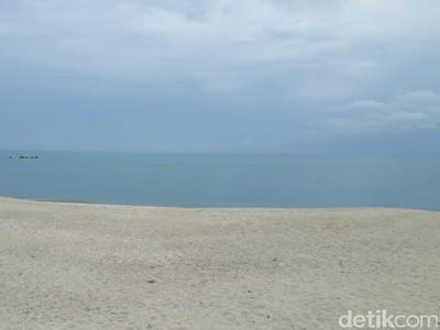Tongaci, Pantai Paling Populer di Bangka