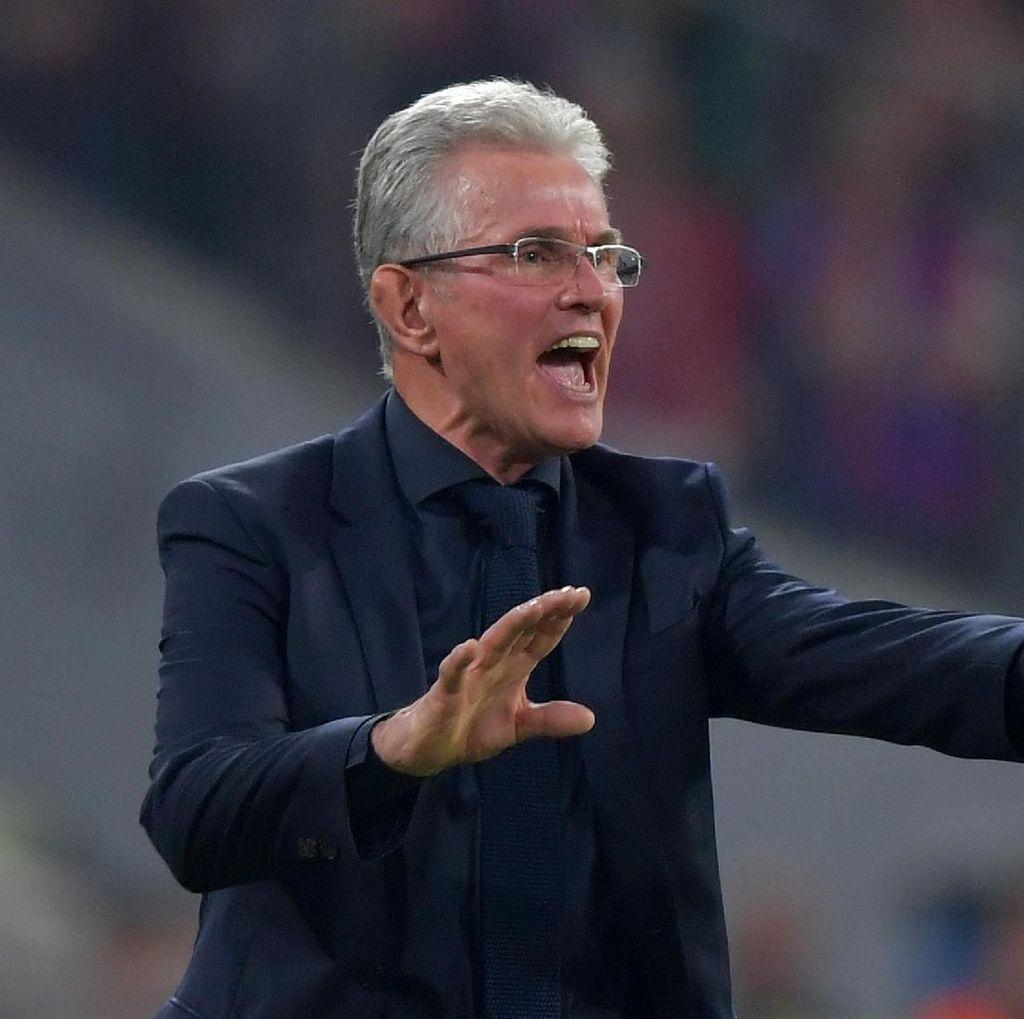 Heynckes: Bayern Buang-Buang Peluang, Beri Gol Hadiah untuk Madrid