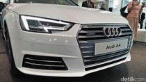 Konsumen Audi Rata-rata Berusia 30 Tahun