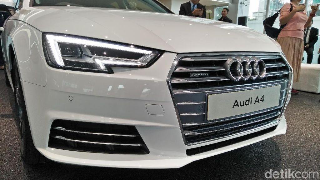 Orang Indonesia Masih Butuh Edukasi Mobil Audi