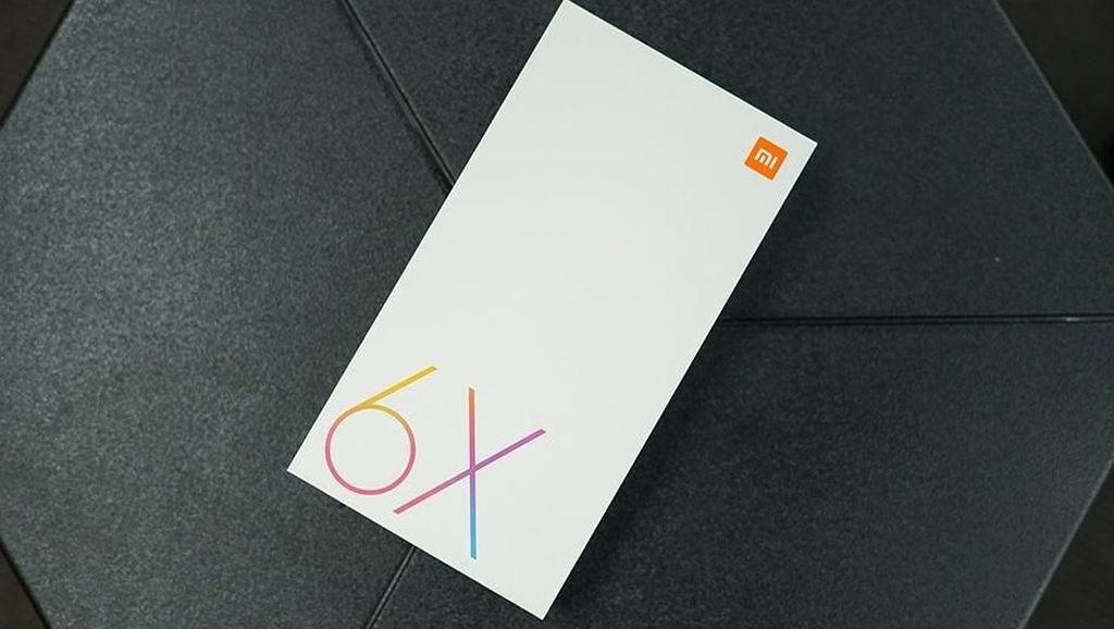 Penampakan Xiaomi Mi 6X yang Hadir Tanpa Jack Audio